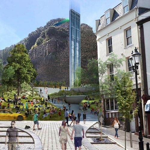snow hill - st helier - jersey architects