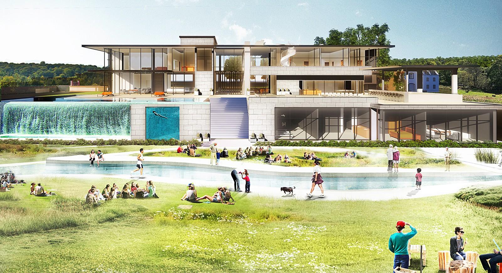 modern mansion-st helier-jersey architects